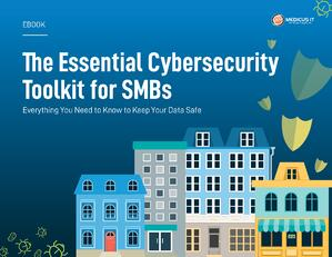 Essential Cybersecurity Toolkit-cover