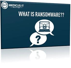 What Is Ransomeware? Slide deck